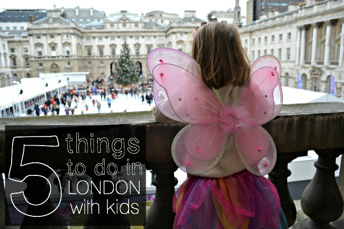 5 things to do in London with the kids