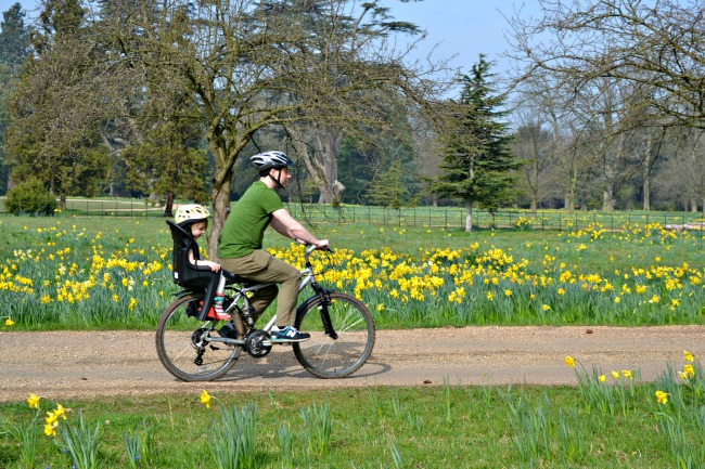 Spring In Suffolk: A Family Weekend At The Ickworth