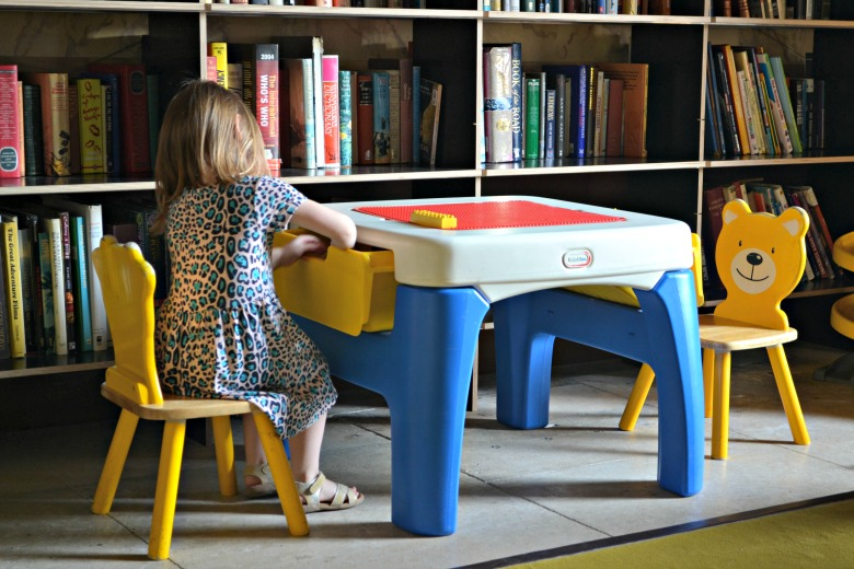 Ickworth Hotel playroom