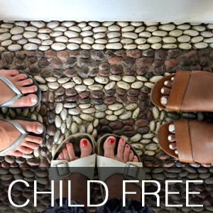 child free breaks
