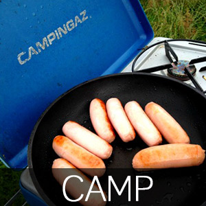 camping holidays