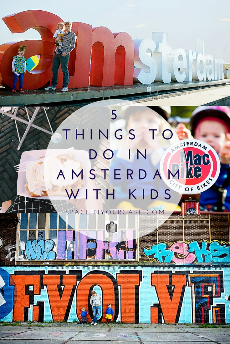 5 things to do in Amsterdam with kids