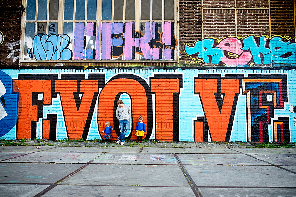 Amsterdam Noord NDSM Street Art