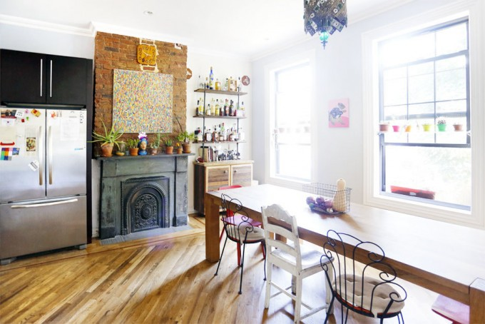 Amazing family holidays - THE COVERT STREET RESIDENCE BROOKLYN