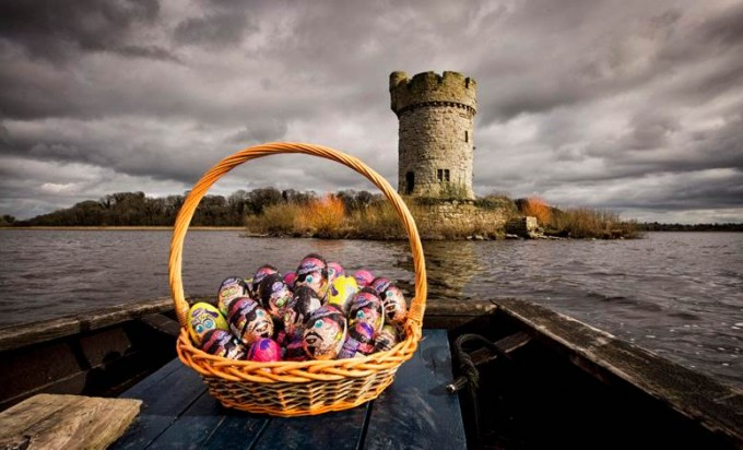 Find Your Local National Trust Easter Egg Hunt