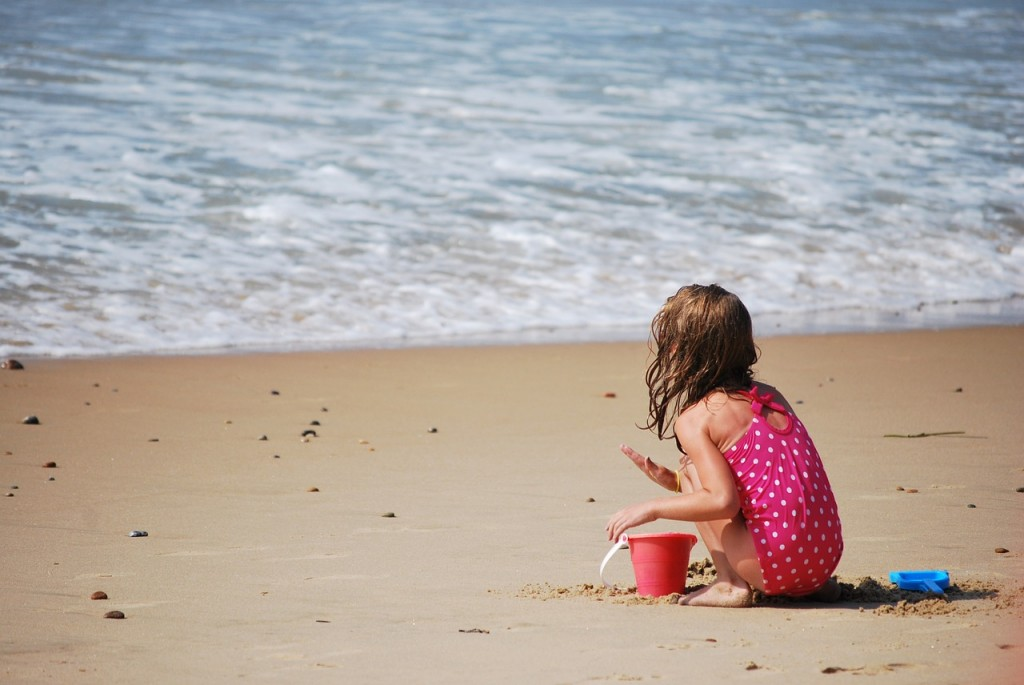 Suncream battles and how to end them – tips for parents