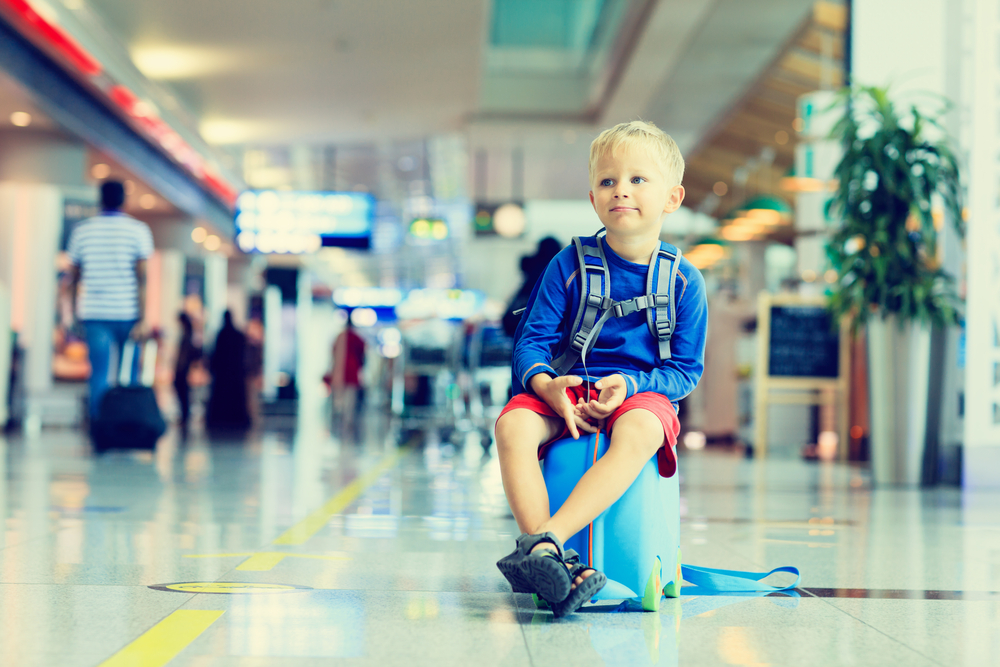Top Ten Tips for Travelling with Children