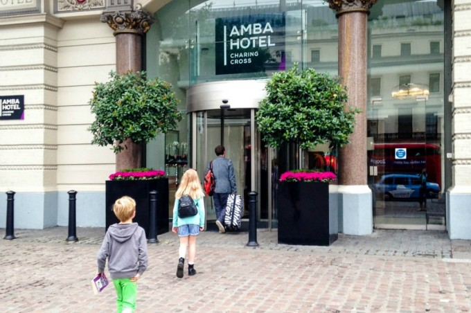 Amba Hotels: A great place to stay in London's West End