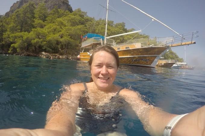Sensatori Fethiye: A Boat Cruise, Sea Swimming and a Feast