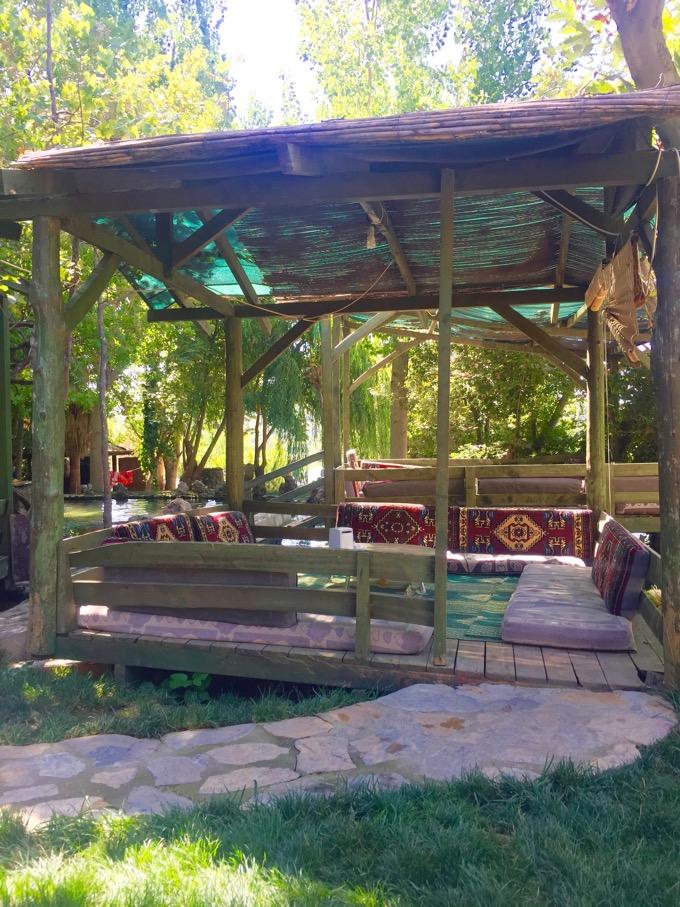 Sensatori Fethiye Jeep Safari, Waterfall Cafe