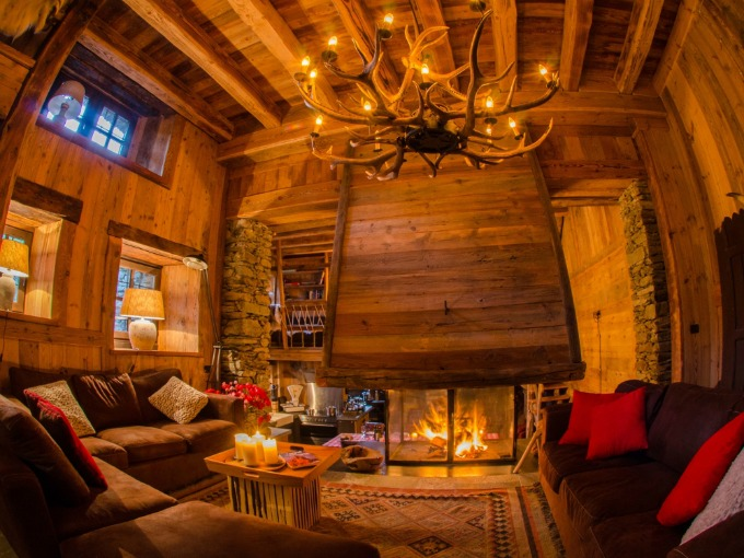Family ski chalets from Chaletfinder