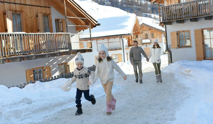 Should you take your family skiing at Christmas?