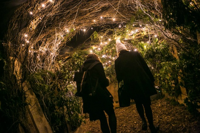 Christmas events for families in London - Winterville is small and intimate