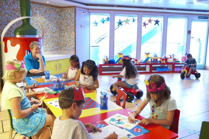 CHILDCARE ON HOLIDAY: ASK THE EXPERTS – Princess Cruises