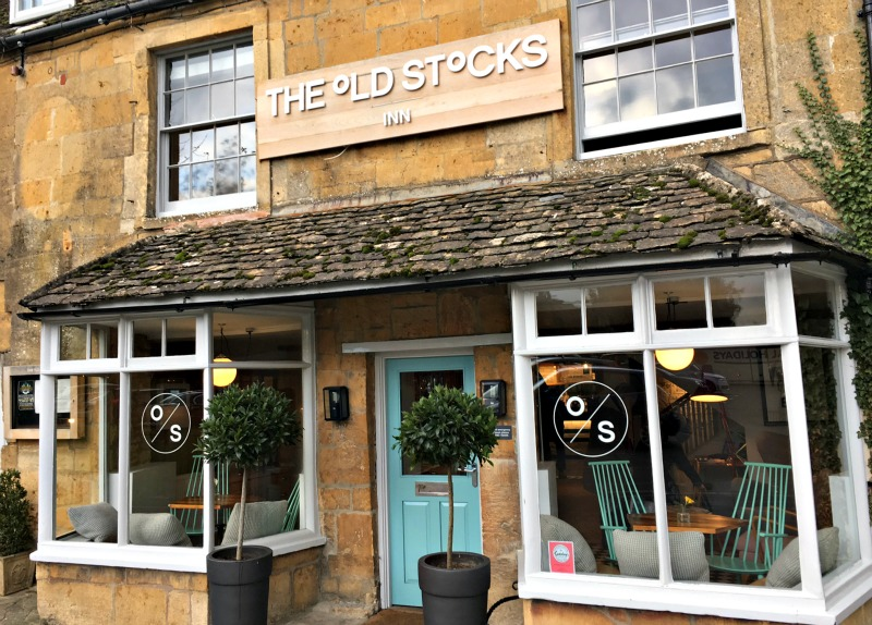 UK hotels with Nespresso machines - the Old Stocks inn is charming, and does a great coffee in the mornings!