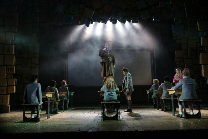 Best London theatre shows for teenagers - Matilda is so brilliant it doesn't matter what age you are.