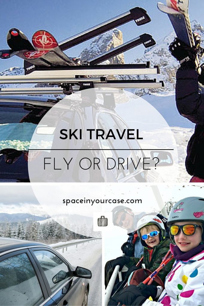 Should you consider driving to a ski resort instead of flying? We examine the pros and cons