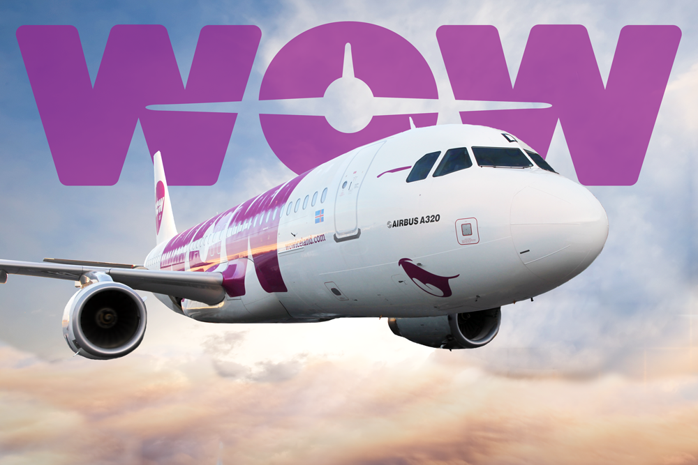 Airline Review, Flying with Wow Airlines