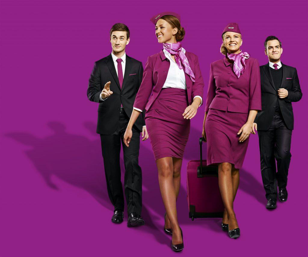 Airline Review – Flying with Wow airlines