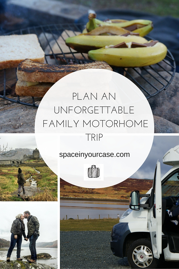 10 top tips for a happy family motorhome road trip