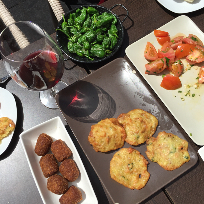 Exploring Madrid without kids - tapas and gin bars - 10