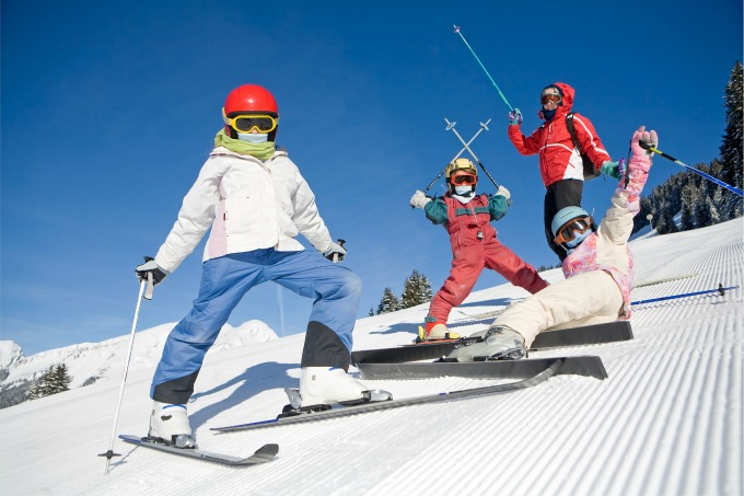 Ski: 5 Reasons to Choose Sainte Foy for your Family Ski Holiday