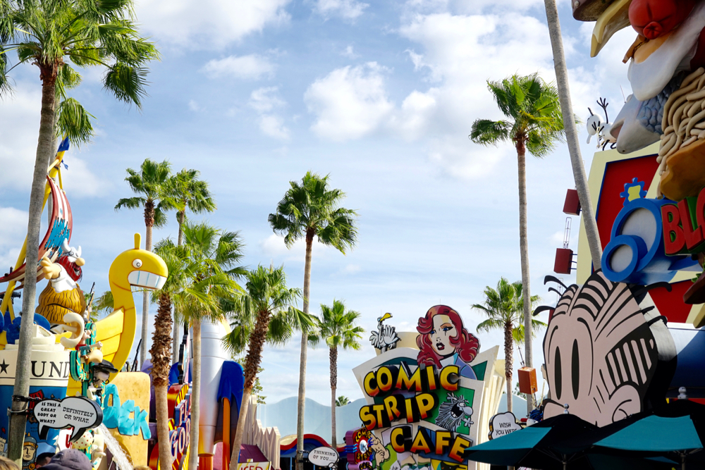 Quick Guide to Universal Studios, Islands of Adventure and Universal Resort Orlando