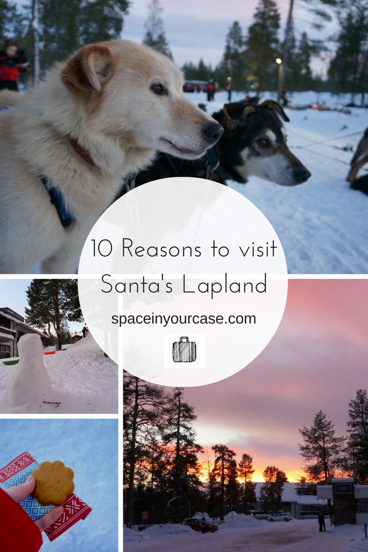 Penny recently travelled with Santa's Lapland on the three day Magic of Santa trip to Saariselka, Lapland. The middle day was a Search for Santa Day at the Artic Circle, including reindeer sleigh, husky sledding and a search for Santa's cabin by snowmobile. It's not the cheapest adventure, but is it worth putting this on your bucket list for December 2017?