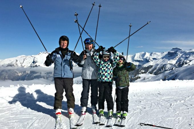Skiing with Kids: What to Pack, and what to Leave at Home
