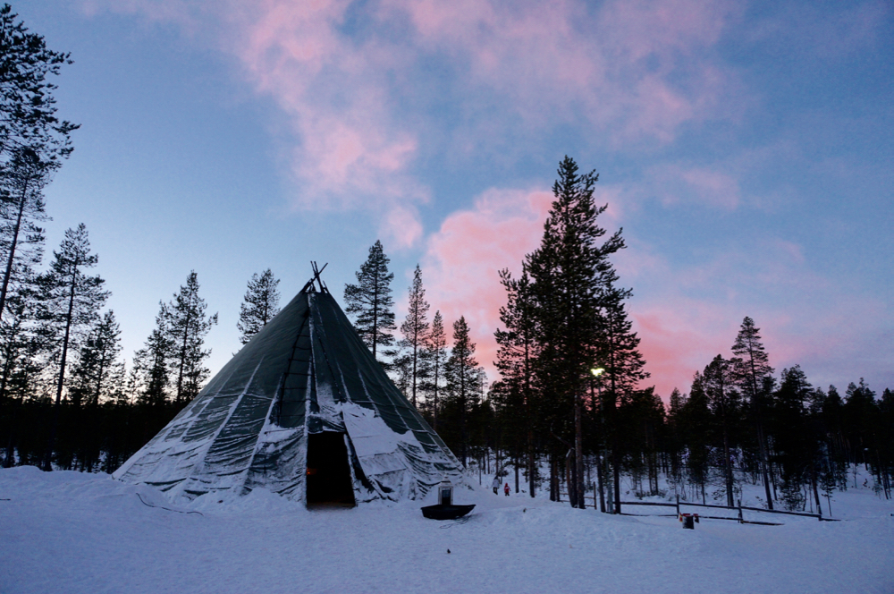 10 Reasons to visit Santa's Lapland
