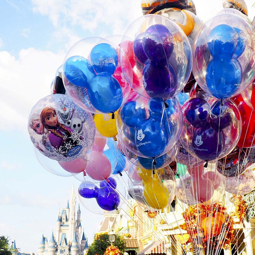 Why Walt Disney World Is Perfect For A Three Generation Trip