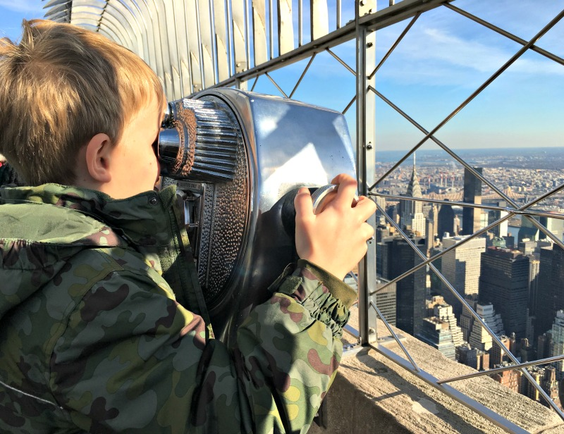Must-do Itinerary for a Family trip to New York