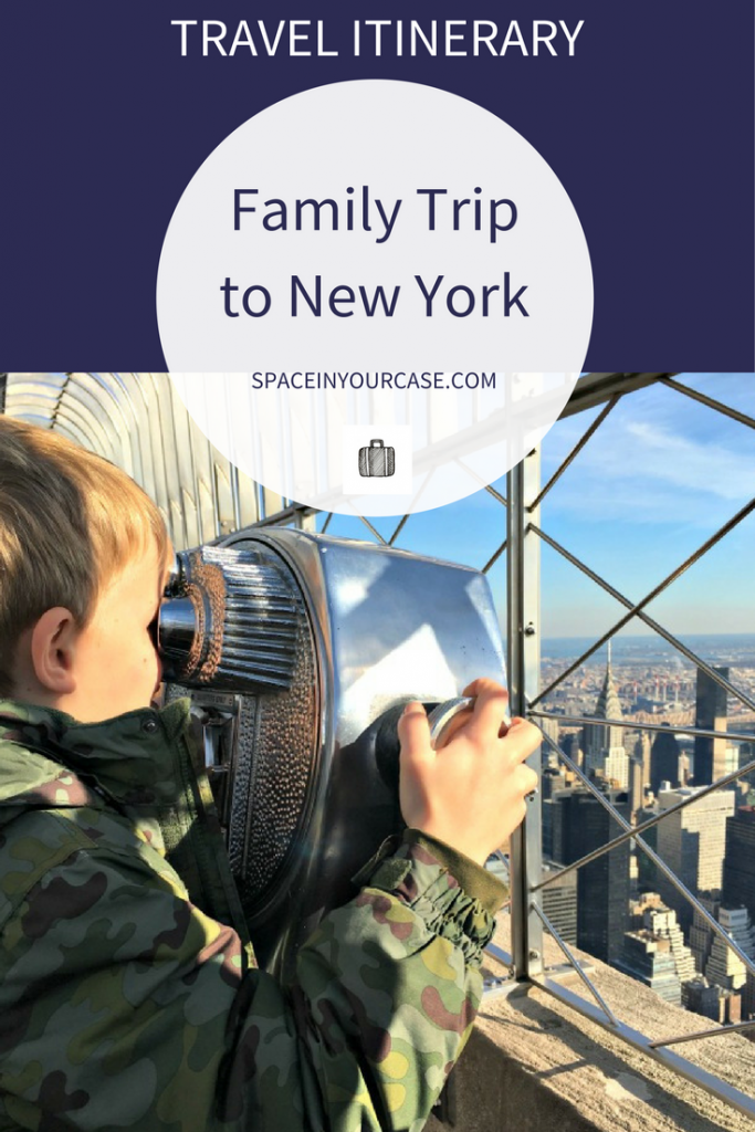 A must-see itinerary for a family trip to New York, that guarantees you won't miss any of the best bits whilst keeping the kids happy. Click through for the full itinerary.